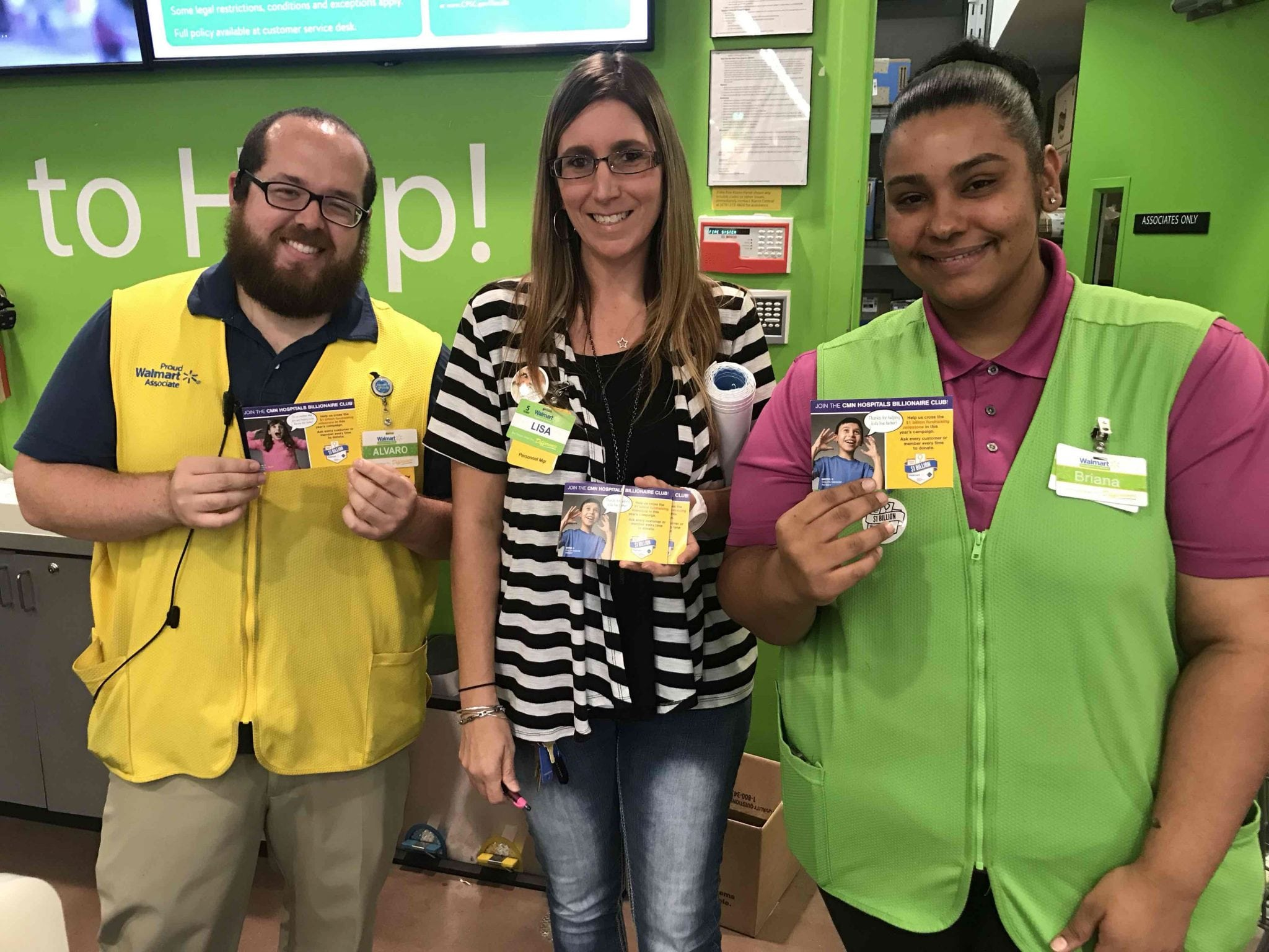 Local Walmart and Sam's Club stores to raise money for ...